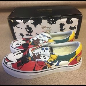 New Vans Era Disney Mickey & Friends Multi Women 5